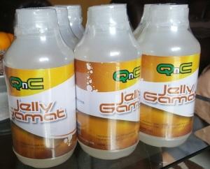 Ahlinya Obat Jelly Gamat QnC
